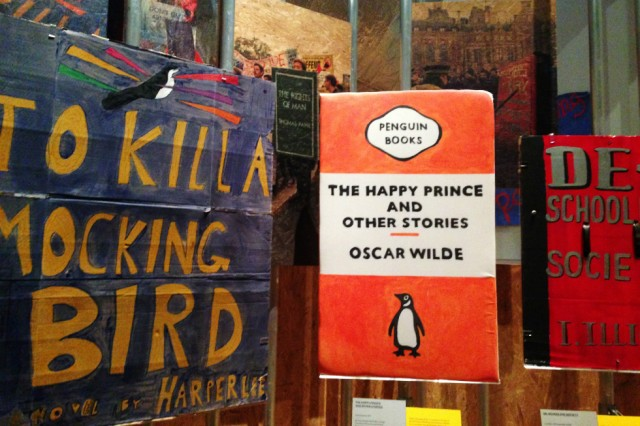 Book Blocades, Disobedient Objects, V&A London