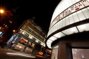 Cornerhouse, Manchester, as it has been since 1985. The organisation is due an upheaval in 2015