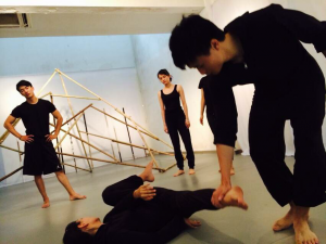 Yuan Gong: Losing Control Performance 1pm & 2pm @ Manchester Cathedral -- FREE