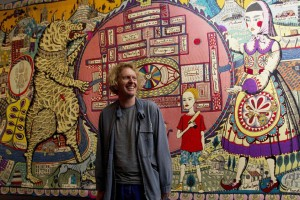 Grayson Perry, Map of Truths and Beliefs