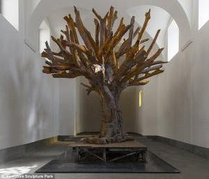 Ai Weiwei – now until 7 December 2014 @ Yorkshire Sculpture Park – FREE