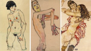 Thursday -- Exhibition Opens -- Egon Schiele: The Radical Nude 10am-6pm@ The Courtauld Gallery, London – £5/6