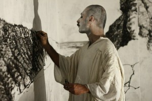 Blackening: Inhabiting the Musuem. Kiran Nadar Museum of Art