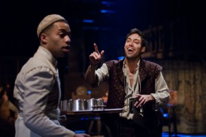 The Royal Shakespeare Company's Henry IV at the Barbican, London