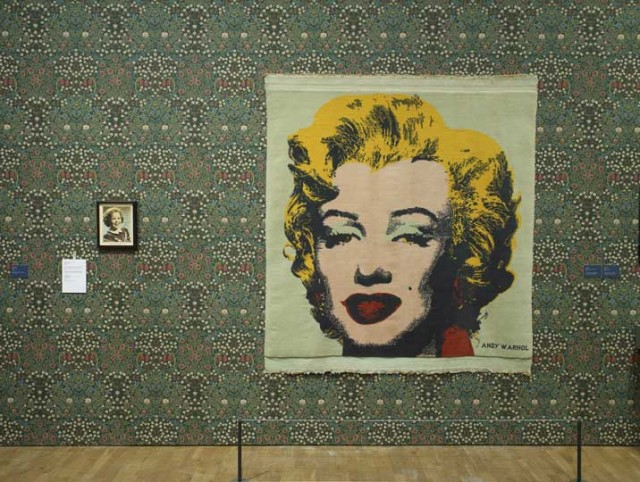 Love is Enough: William Morris & Andy Warhol