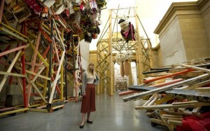Phyllida Barlow at Tate Britain