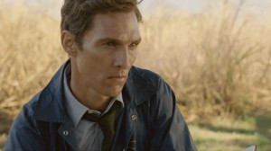 Matthew McConaughey in True Detective