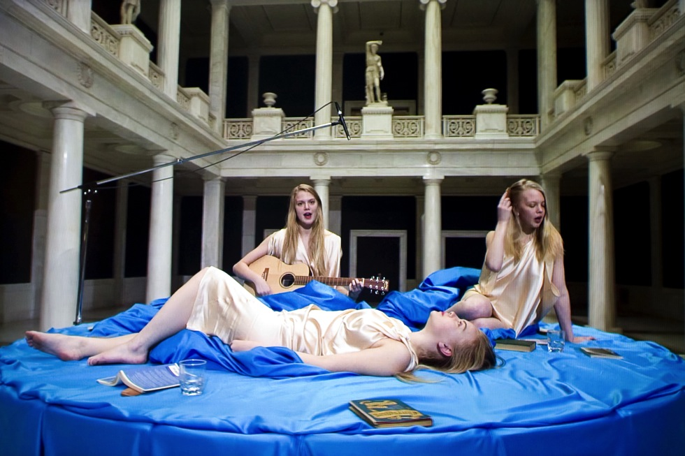 Raganar Kjartansson Song (detail): Listening Hayward Touring exhibition 2013-14