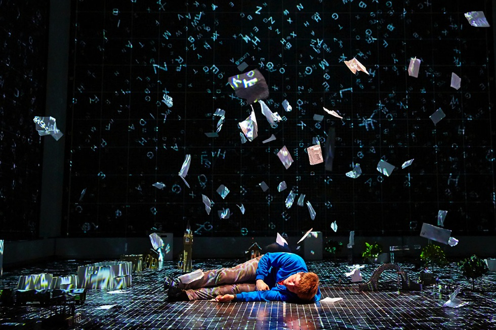 Monday – The Curious Incident of the Dog in the Night-Time 7.30pm @ Hull New Theatre -- £21/29.50