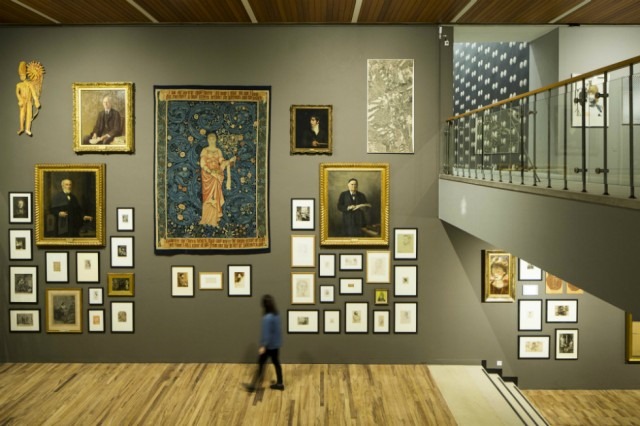 Whitworth Art Gallery -- image by David Levene