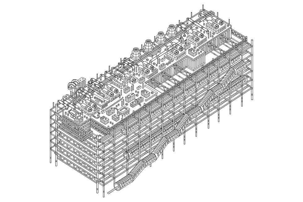 Pompidou -- Malik Thomas