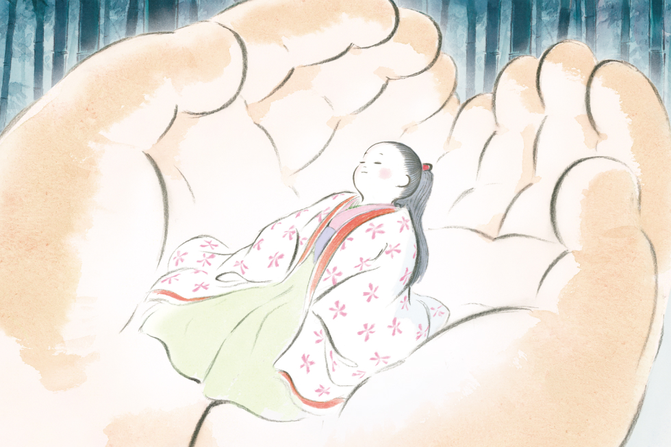 The Tale of The Princess Kaguya (2015)