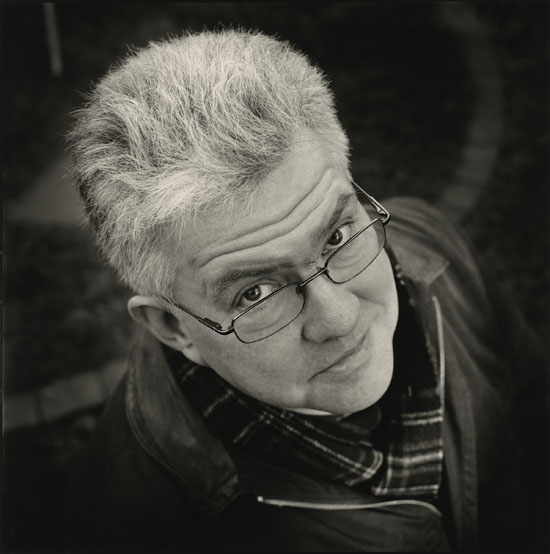 Andy Boag's representation of Barnsley-born poet and broadcaster Ian McMillan