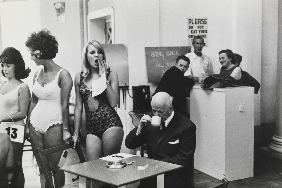 Beauty Contest Southport 1967 Tony Ray-Jones. Only in England  Photographs by Tony Ray-Jones and Martin Parr