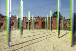 Green/Light (for M.R.) Image courtesy of the Folkestone Triennial. Jyll Bradley
