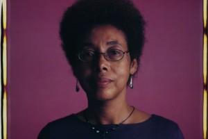 Maud Sutler's image of Guyanese poet Grace Nichols (detail)