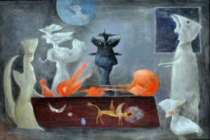 Leonora Carrington, Tate Liverpool 2015
