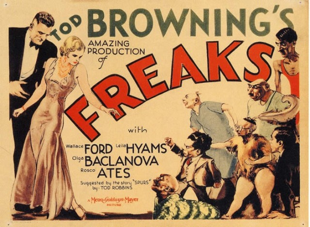 In Profile: Tod Browning's Freaks (1932)