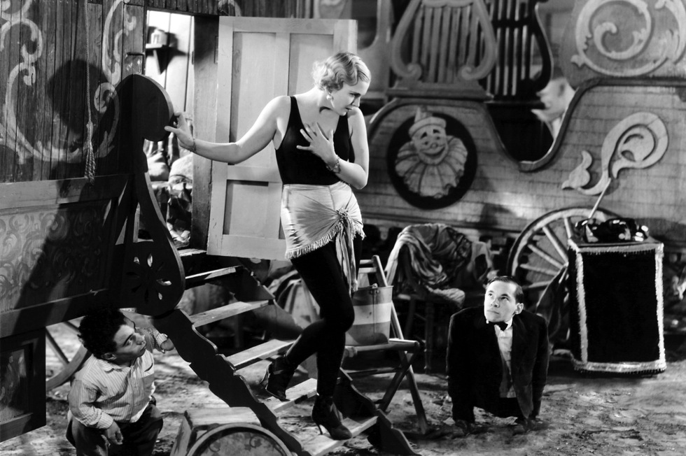 the double negative in profile tod browning s freaks 1932