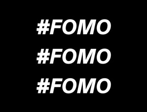 Friday – Fear Of Missing Out Conference @ Institute Of Contemporary Arts, London #FOMO1
