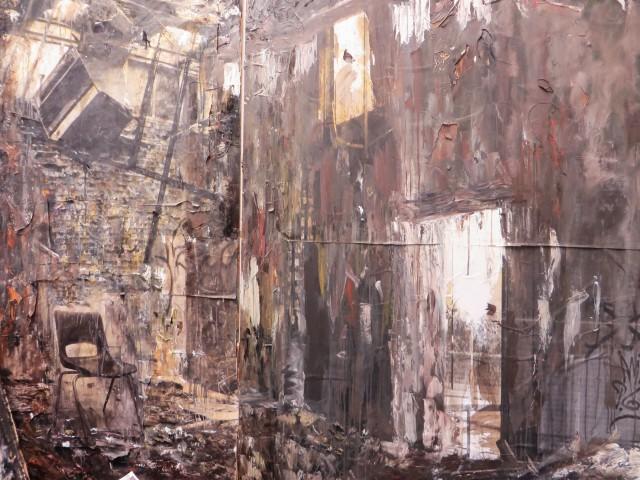Wirral Metropolitan College:  Felix Leyland -- City Space incomplete