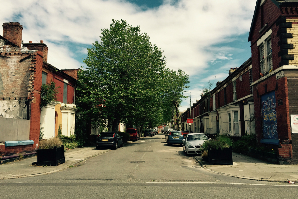 Granby 4 Streets: Build Your Own: Tools for Sharing at FACT.  Image courtesy Jade French