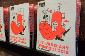 Culture Diary Issue 3: July-Sept 2015