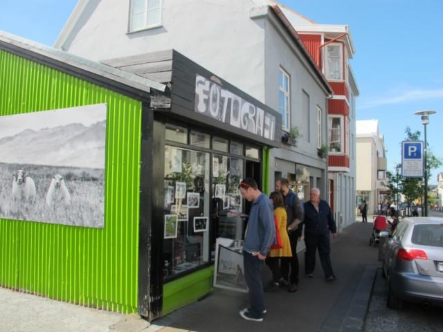 Fótógrafí gallery (Skólavörðustígur)