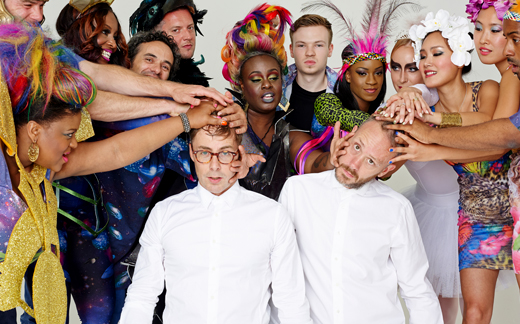 Basement Jaxx -- Saturday-Sunday -- Liverpool International Music Festival (LIMF) @ Sefton Park, Liverpool -- FREE