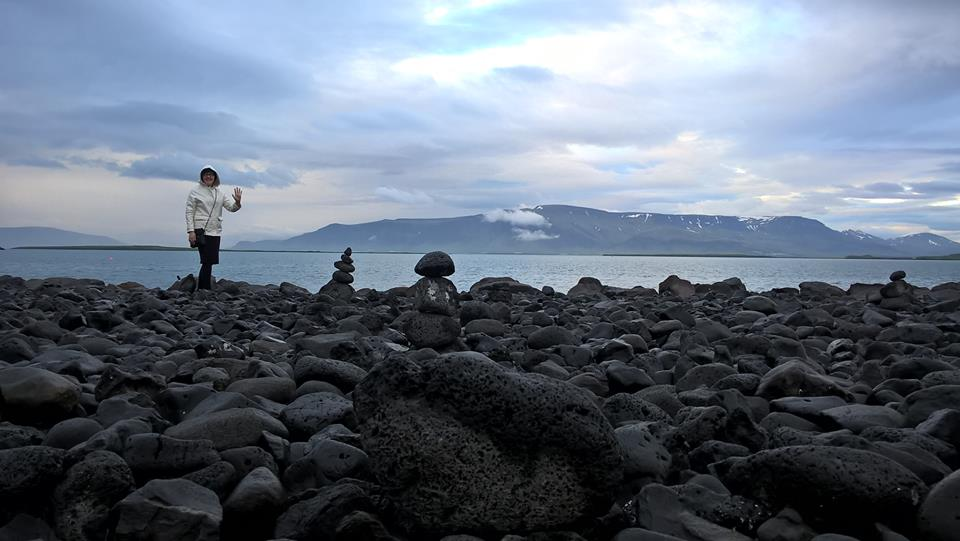 Reykjavík's harbour (photo courtesy Mike Pinington)