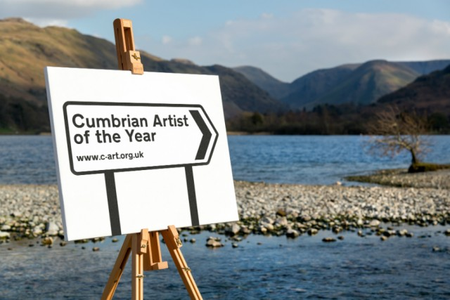 C-Art: Cumbrian Artist Of The Year