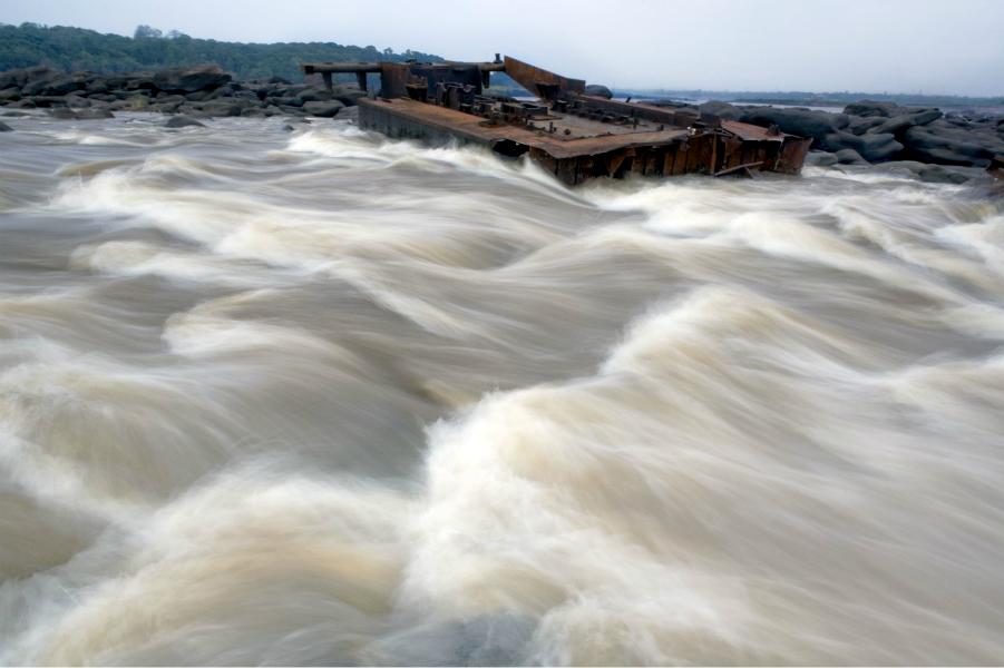 Nyaba Ouedraogo: The Phantoms of the Congo River