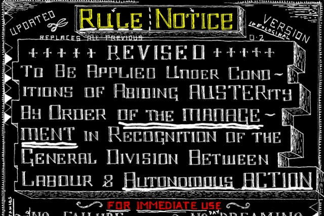 David Osbaldeston, Rule Notice (2015). Modern History Vol. II, The Atkinson