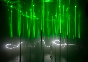 Marshmallow Laser Feast, Laser Forest
