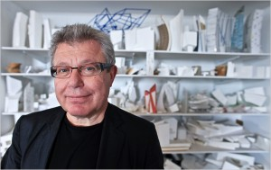 Architect Daniel Libeskind Charity Lecture / LJMU School Of Art And Design / 2pm