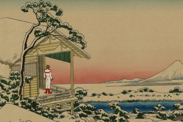 David Blandy, Anjin 1600 Edo Wonderpark. Both Sides Now II – It Was the Best Of Times, It Was The Worst of Times?