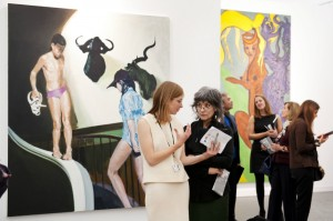 Wednesday -- Exhibition Opening: Frieze Art Fair 12-7pm @ Regent's Park, London -- £43/36.55/26.90/23.65