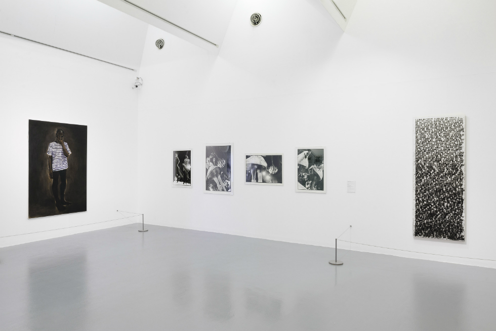 Glenn Ligon: Encounters and Collisions at Tate Liverpool, Fourth Floor, until Sunday 18 October 2015