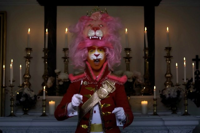 Rachel Maclean, Lion and Unicorn. Both Sides Now II – It Was the Best Of Times, It Was The Worst of Times?