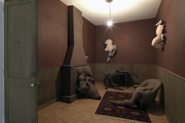 Dorothea Tanning Poppy Hotel Room 202 1970–3