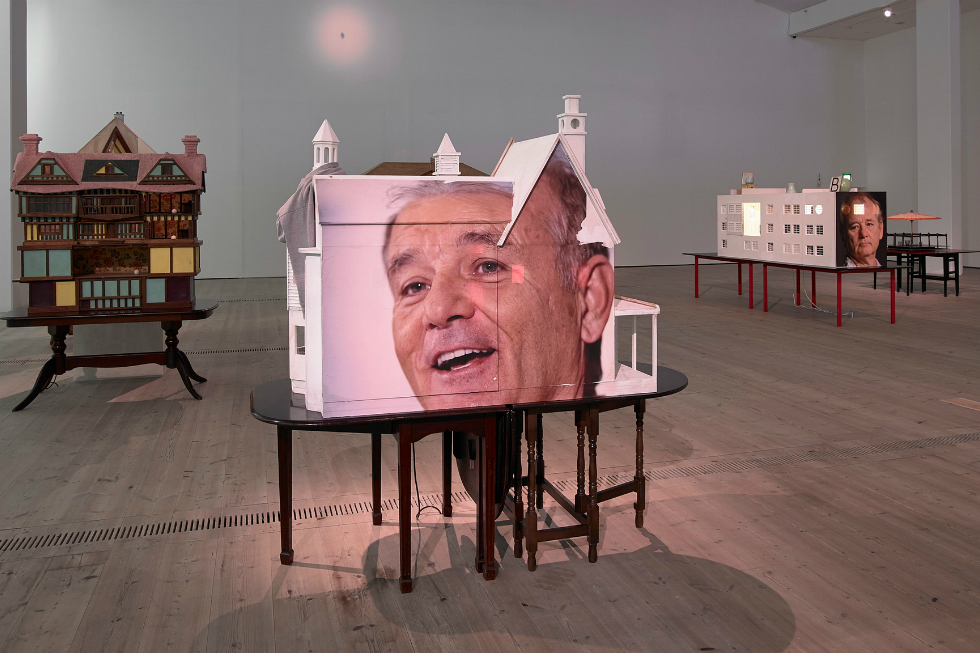 Brian Griffith's Bill Murray: A Story of Distance, Size and Sincerity, Baltic
