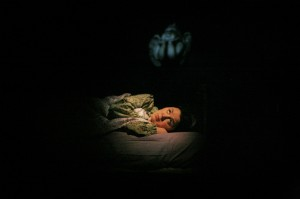 Emily Bevan in The Haunting of Hill House at Liverpool Playhouse © Gary Calton