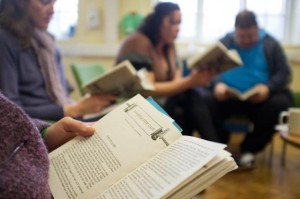 Wednesday -- Reading Is Power Shared Reading Group 1pm @ Victoria Gallery & Museum, Liverpool - FREE