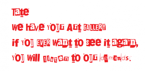 We Have Your Art Gallery (Assemble and Tate Collective) @ Tate Liverpool 7-31 March 2016