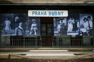 Bubny Railway Station, Prague