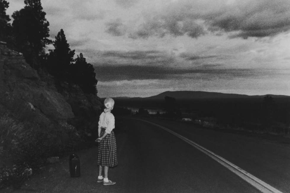 Cindy Sherman, born 1954 Untitled Film Still #48 1979, reprinted 1998 Photograph, gelatin silver print on paper 710 x 955 mm   © Cindy Sherman. Image courtesy Tate.