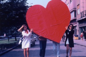 Bogdanka Pozmanovic's Action Heart Object (1970)