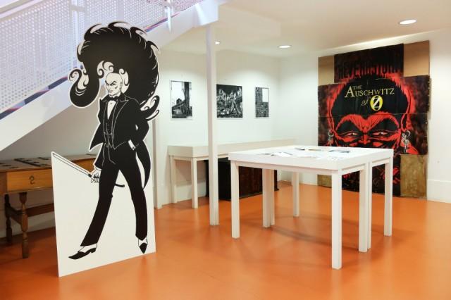 Liverpool Biennial Associate Artists Programme: ECLUB at Modern History
