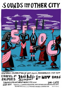 PICK OF THE WEEK: Sunday -- Sounds From The Other City 3pm-4am @ Venues Across Salford -- £20
