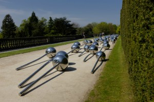Let 100 Flowers Bloom 2008; part of Not Vital at Yorkshire Sculpture Park from 21 May 2016–2 January 2017